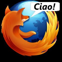 Firefox, lingua italiana